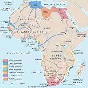 Africa, 1885